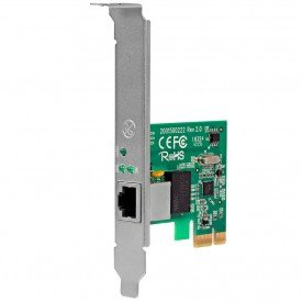 Placa de Rede PCI Intelbras PEG-232