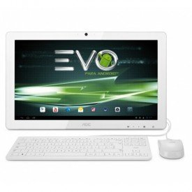 "Computador All In One AOC EVO 19,5"" A2072PWH BK"