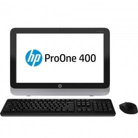 "Computador All in One HP Pro One 400 G1 19,5"" k6Q36L"
