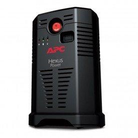 Estabilizador APC Microsol Hexus Power 500VA