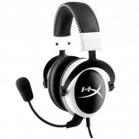 Headset Gamer HyperX Cloud KHX-H3CL/W