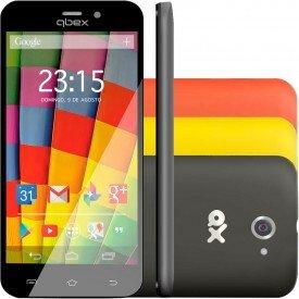 Smartphone Qbex QX A18