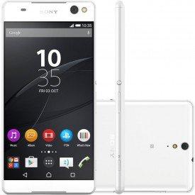 Sony Xperia C5 Ultra Dual E5563 Branco