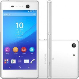 Sony Xperia M5 Branco