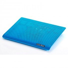 Base para Notebook Cooler Master Notepal L100 Azul