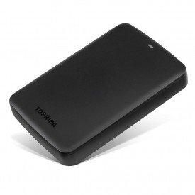HD Externo Portátil Toshiba 2TB Canvio Basics