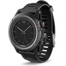 Relógio com GPS Garmin Fenix 3 Cinza