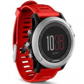 Relógio GPS Garmin Fenix 3 Prata