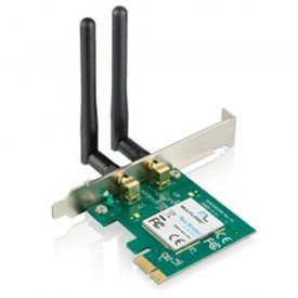 Placa Multilaser Wireless PCI-E 300Mbps - RE049