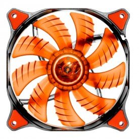 Fan Cooler Cougar CF-D12GB Vermelho