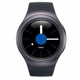 Smartwatch Samsung Gear S2 Sport R720 Cinza