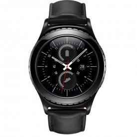 Display Smartwatch Samsung Gear S2 Classic Preto