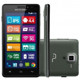 Smartphone Multilaser MS5 Colors