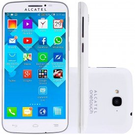 Alcatel One Touch Pop C7 Branco
