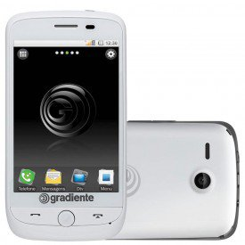 Smartphone Gradiente GC 300 TV Branco