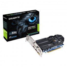 Embalagem Gigabyte GeForce GTX750TI 2GB