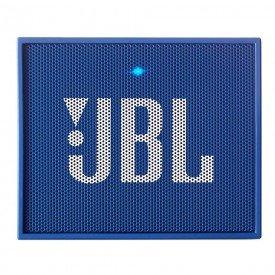 Caixa de Som Bluetooth JBL Go Azul