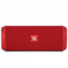 Caixa de Som Bluetooth Flip 3 Vermelho
