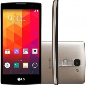 Smartphone LG Volt TV H422 Dourado