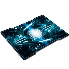 Mouse Pad Gamer Multilaser Metal War