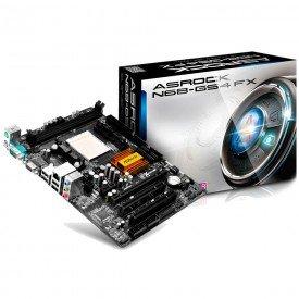 Placa-Mãe AsRock N68 GS4 FX Caixa