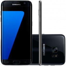 Samsung GalaxyS7 Edge Preto