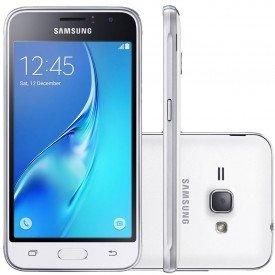 Smartphone Samsung Galaxy J1 2016 Branco