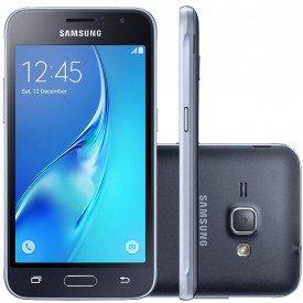 Smartphone Samsung Galaxy J1 2016 Preto