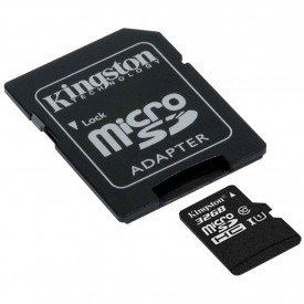 Micro SD Kingston 32 GB Class 10