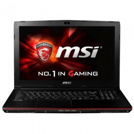 Notebook Gamer MSI Leopard GP62-2QE