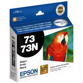 Cartucho Epson 73/73N Preto