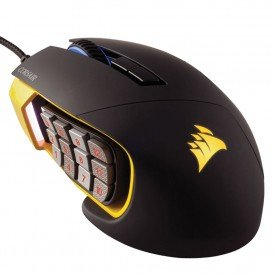 Mouse Gamer Corsair Scimitar Óptico
