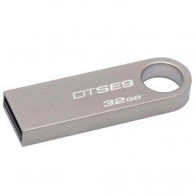 Pen Drive Kingston DataTraveler 32GB Prata