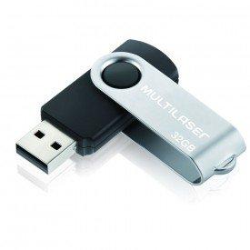 Pen Drive Multilaser Twist 32GB