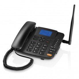Telefefone Celular de Mesa Multilaser RE502