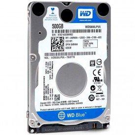 HD Interno Notebook 500GB WD5000LPVX