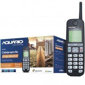 Telefone Celular Rural Aquário CA-45