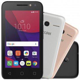 Smartphone Alcatel Pixi 4 Metallic