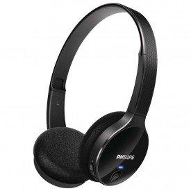 Fone de Ouvido Headset Philips SHB4000 Preto