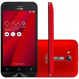 Smartphone Asus ZenFone Go 8GB Vermelho