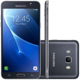 Smartphone Samsung Galaxy J7 2016 Metal J710M Preto