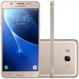 Smartphone Samsung Galaxy J7 2016 Metal J710M Dourado