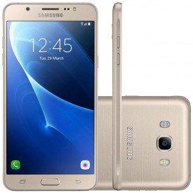 Smartphone Samsung Galaxy J5 2016 Metal J510M Dourado