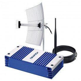 Kit Repetidor de Sinal Celular Aquário RP-2670