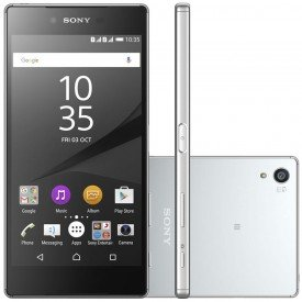 Smartphone Sony Xperia Z5 Premium Cromado
