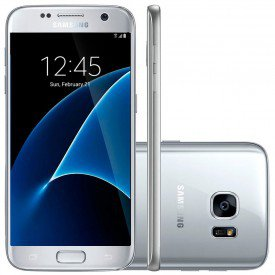 Samsung Galaxy S7 Prata