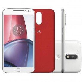 Motorola Moto G4 Plus XT1640 Branco