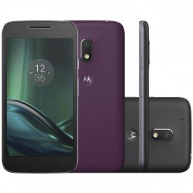 Smartphone Motorola Moto G4 Play Colors XT1603 Preto