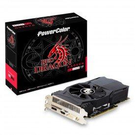 Placa de Vídeo PowerColor Radeon RX 460 2GB