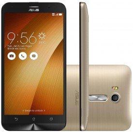 Smartphone Asus Zenfone Go Live Dourado